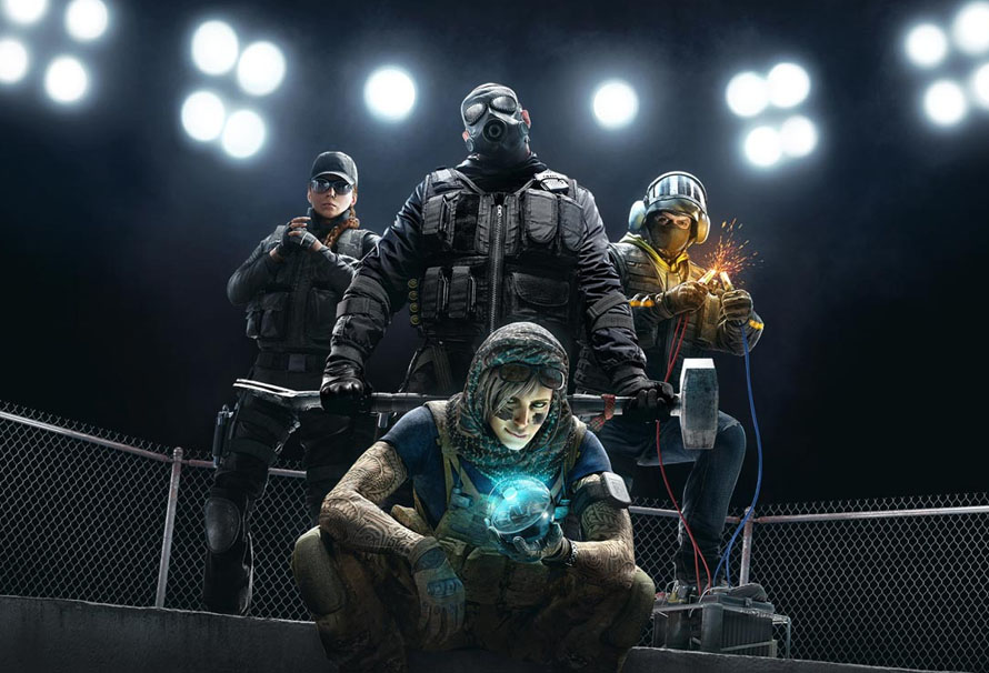 Tips Untuk Menang Rainbow Six Siege