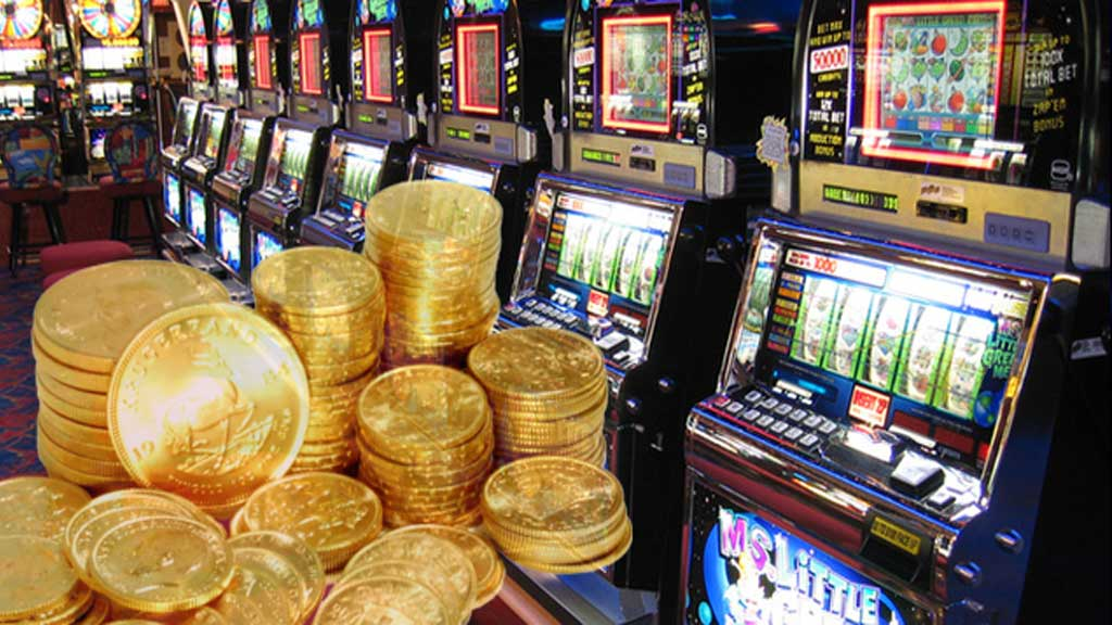 History of Slot Gambling Games in the World
